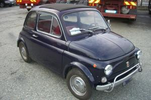 FIAT 500 L IN STUNNING ORIGINAL CONDITIONS, FULLY WORKING, 47000 KM FROM NEW