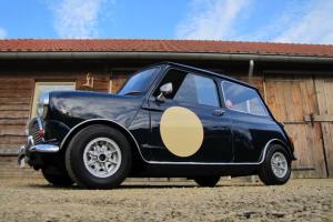 Austin Seven 1000 cc engine, rally trim, moonroof