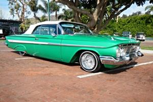 1961 Chevy impala convertible owned by paul pierce