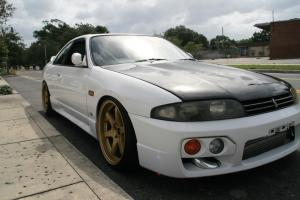 R33 NISSAN SKYLINE GTS-T Photo