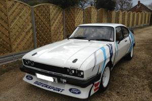 Capri 3.0s with X Pack fitted by dealer from new. Huge spec