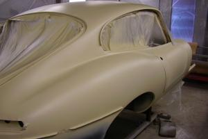 Jaguar E TYPE series 1 4.2 Coupe, only sold as fully restored car, can upgrade?