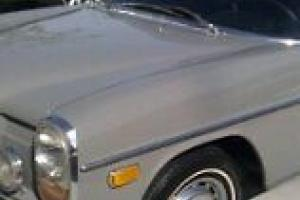 1973 MERCEDES BENZ 280 CLASSIC