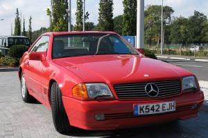 Mercedes SL320-24v