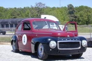 1959 Volvo 444 544 Vintage race car vintage track car