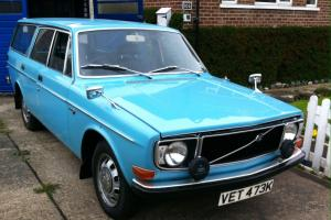 Volvo 145 Estate 1971 Classic Photo