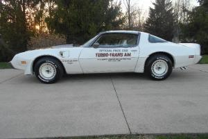 TRUE SURVIVOR PACE CAR  - STUNNING CONDITION -LIKE NEW