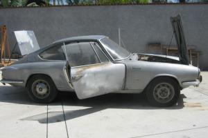 1966 GLAS GT 1700 BMW NO RESERVE VERY RARE COUPE