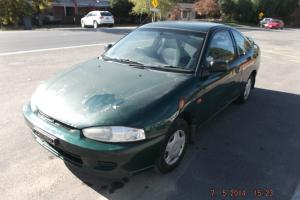 Mitsubishi Lancer GLI 1998 2D Coupe 5 SP Manual 1 5L Multi Point F INJ in Castlemaine, VIC