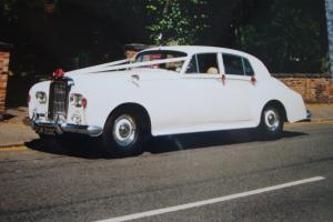 Bentley Silver Cloud S3 1964