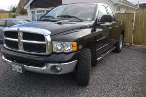 Dodge ram 1500 4x4 5.7 v8 hemi pickup