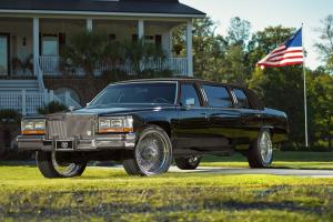 Cadillac Donk Limo--one of a kind exotic limousine