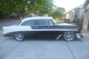 A very special custom one off 1956 Chevrolet Bel Air
