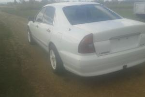 Mitsubishi Magna Executive 1995 4D Sedan 4 SP Automatic 2 6L Multi Point in Gracemere, QLD Photo