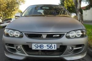 Proton Satria GTI 2003 Turbo Plus Extras EVO Mitsubishi Subaru in Glenroy, VIC