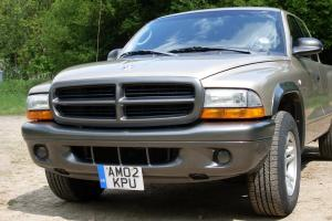 2002 Dodge Dakota XLT3.9 v6 Manual
