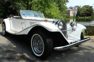 1934 Mercedes-Benz Replica 500 K Heritage Convertible