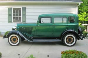 1933 Plymouth PD Four Door