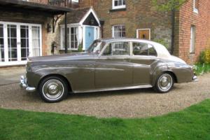 1963 Rolls Rolls Silver Cloud III