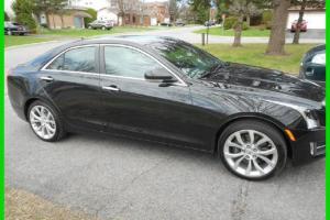 Cadillac : Other 2.0L Turbo Premium Sedan AWD With Warranty