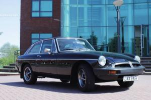 MGBGT with overdrive 78000 original miles (1980)