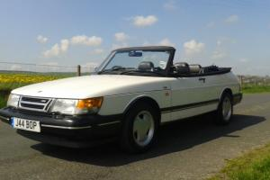 saab 900 classic lpt launch special convertible Photo