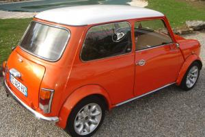 WOW ! LHD Classic MINI Special. A one off, Loads invested. Must be seen.