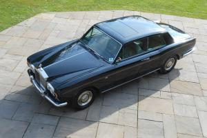ROLLS ROYCE MULLINER PARK WARD 2 DOOR COUPE 1968