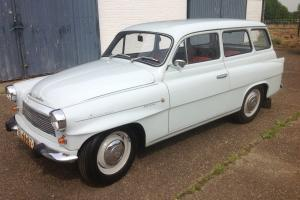 1968 SKODA OCTAVIA COMBI..superb condition. Skoda DID have style! 11 months mot.
