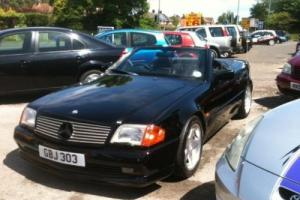 1990 Mercedes-Benz 500SL SL500 V8 Hardtop included. AMG Extras.