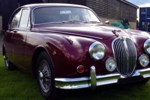 Jaguar Mk2 3.8-Litre Saloon 1962