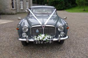1959 Rover 3 Litre 262 JPB Photo