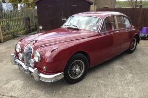 1961 Mk2 Jaguar