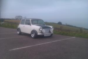 MODIFIED 1992 MINI COPPER 1310CC WEBBER 45 FAST ROAD CAM UPRATED SUSPENSION