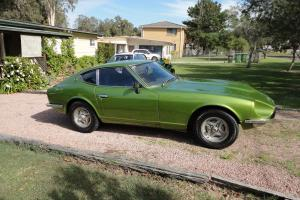 Datsun 240Z Sports 1972 2D Coupe 3 SP Automatic 2 4L Twin Carb in Gorokan, NSW