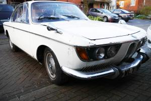 *SOLD* BMW 2000 CS Coupe Manual *SOLD*
