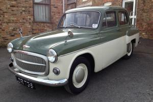 1955 HILLMAN MINX MK8 ** SORRY NOW SOLD **