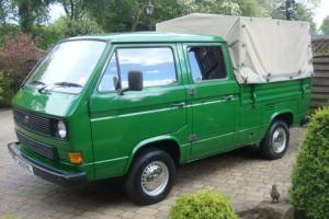 VOLKSWAGEN TRANSPORTER 78ps PICK UP