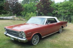 Ford : Galaxie Galaxie  500 7 Litre convertible