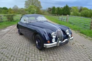 1958 Jaguar XK150SE FHC Photo