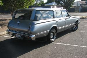 1966 Chrysler Valiant VC Regal Safari Wagon