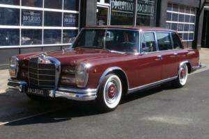 Mercedes-Benz 600 Grosse Saloon 1966