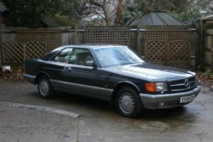 Mercedes-Benz 420 SEC 1988