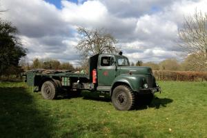 1954 Commer Q4, 4x4, Auxiliary Fire Service - Historical Vehicle