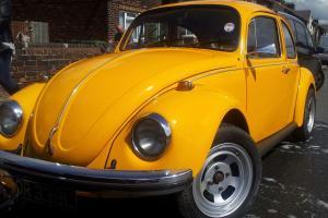 1973 Volkswagen GT Beetle, MOT'd tax exempt