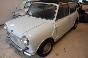 """1969 MINI COOPER S """"BARN FIND"""" ex Liverpool police, (2 sister cars available)"""