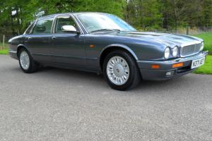 1995 N DAIMLER SIX-1 OWNER/DRIVER-61800 MILES-BEAUTIFUL EXAMPLE-11 SERVICES++