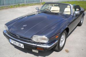 jaguar xjs v12 conv