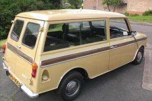 Austin Mini Clubman Auto estate 23,000 miles from new!!! 1976