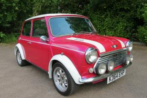 MINT 1992/3 Mini Cooper 1.3i {Proper Cooper} Body Looks Brand New,Flip Paint Photo